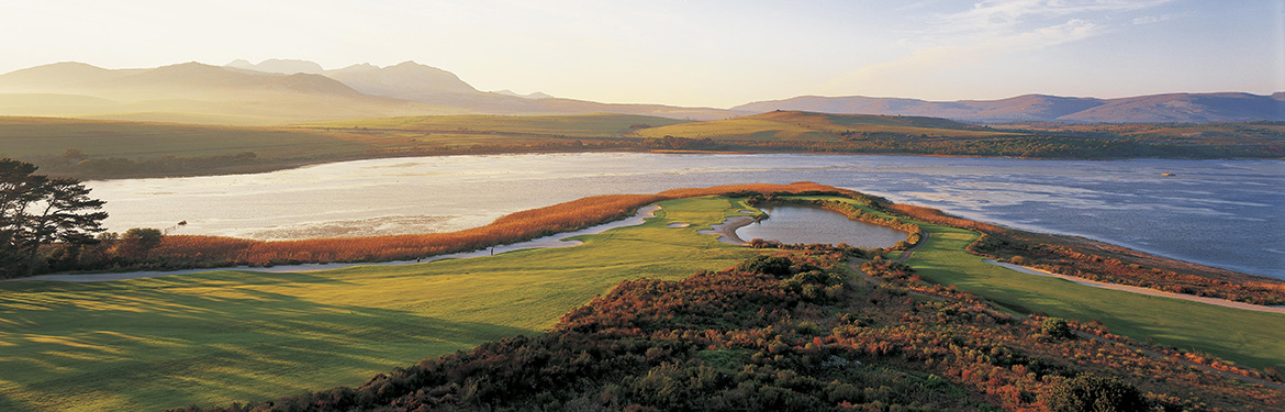 The best golf of Western Cape